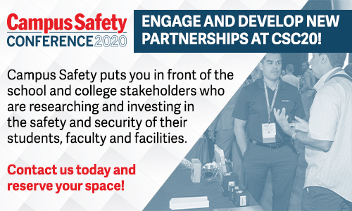 Campus Safety Conference 2020